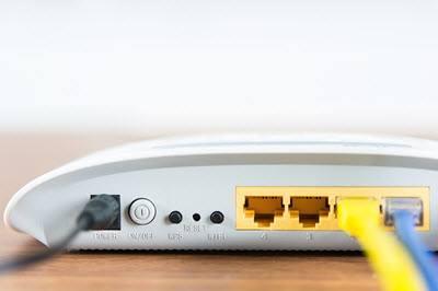Trådløs router
